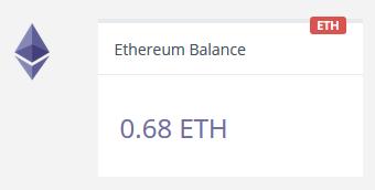 ETH Bilanz nach 10 Tagen