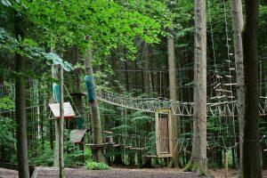 Kletterpark - Team Incentive